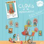 Fiche illustrée sur Clovis.